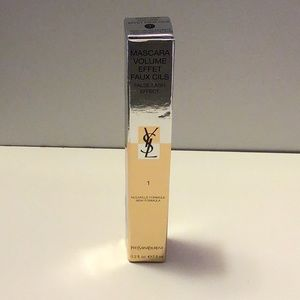 YSL Volume False Lash Effect in BLACK